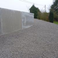 Terracap - Mur de soutènement